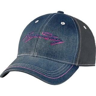 Legendary Whitetails Women's Hitching Post Denim Cap - One size