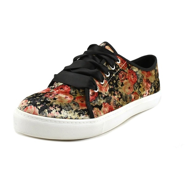 Dirty Laundry Jump Shot Women Canvas Multi Color Fashion Sneakers