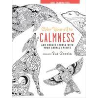 Cico Books-Color Yourself To Calmness