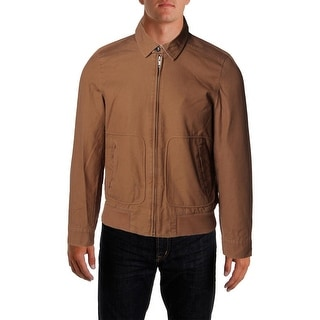 Tommy Hilfiger Mens Full-Zip Richford Jacket - S