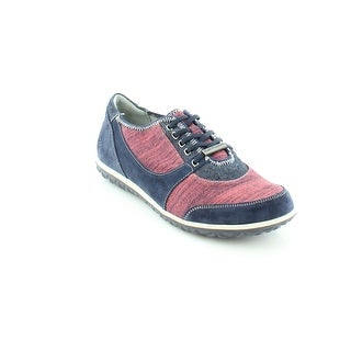 Hush Puppies Basel Audra Women's Fashion Sneakers Navy - 7
