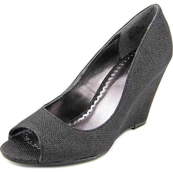 Rampage Calisen Women Open Toe Synthetic Wedge Heel