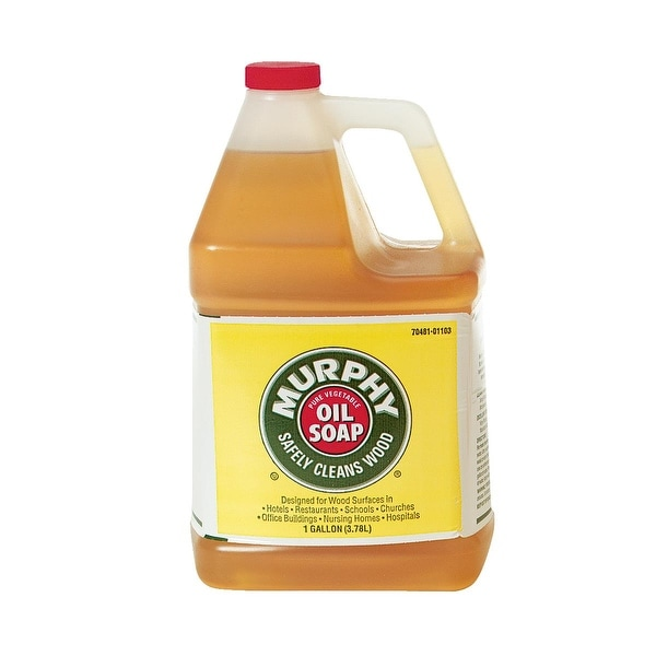 Murphy Oil Soap Gallon Wood Cleaner Free Shipping On Orders Over 45 12480103