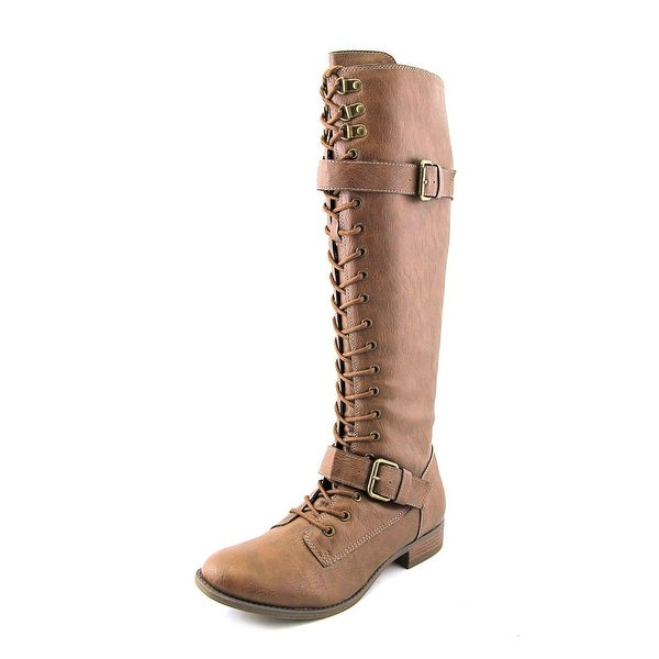 Rocket Dog Beany W Round Toe Synthetic Knee High Boot