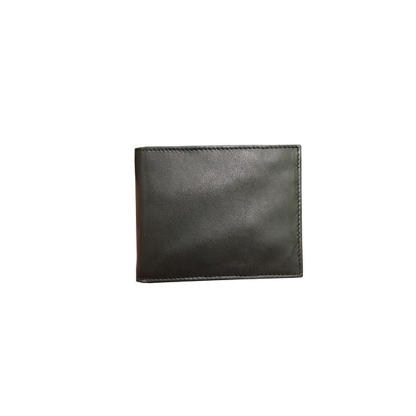 Danbury Western Wallet Mens Stitch Genuine Leather Pass Case - One size