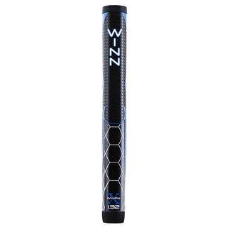 "Winn Pro X 1.32"" Black/Blue Putter Golf Grip"