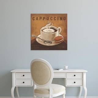 Easy Art Prints Janelle Penner's 'Coffee and Co I' Premium Canvas Art