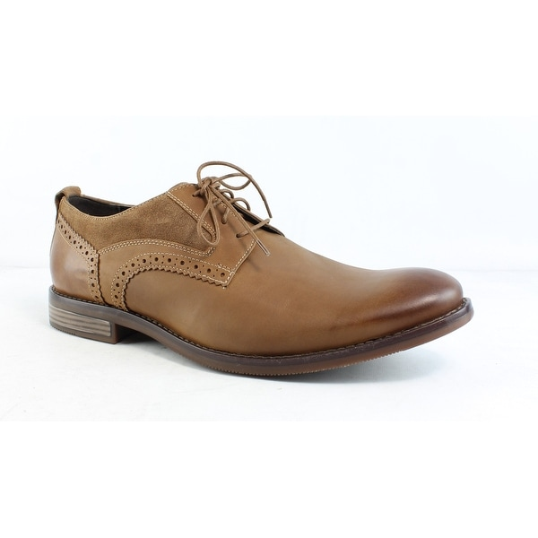 843415b79 Shop Rockport Mens Tobacco Oxford Dress Shoe Size 14 - Free Shipping ...