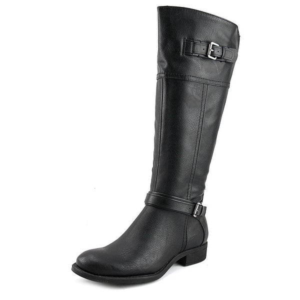 Relativity Marin Wide Calf Women black Boots