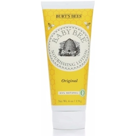 Burt's Bees Baby Bee Nourishing Lotion Original 6 oz