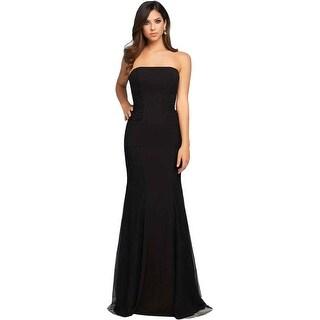 Mac Duggal Womens Crepe Prom Formal Dress - 6