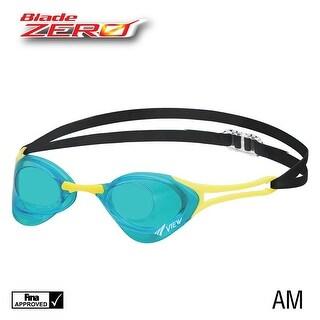 VIEW Swimming Gear V-127 Blade Zero Racing Goggle