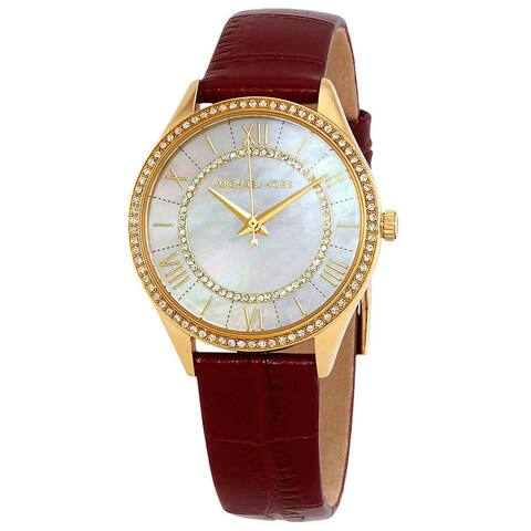 Michael Kors VC Mother of Pearl Dial Ladies Watch - One Size