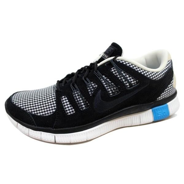 the best attitude 50d4f f082e Nike Men  x27 s Free 5.0 EXT QS Black Anthracite-Blue Hero