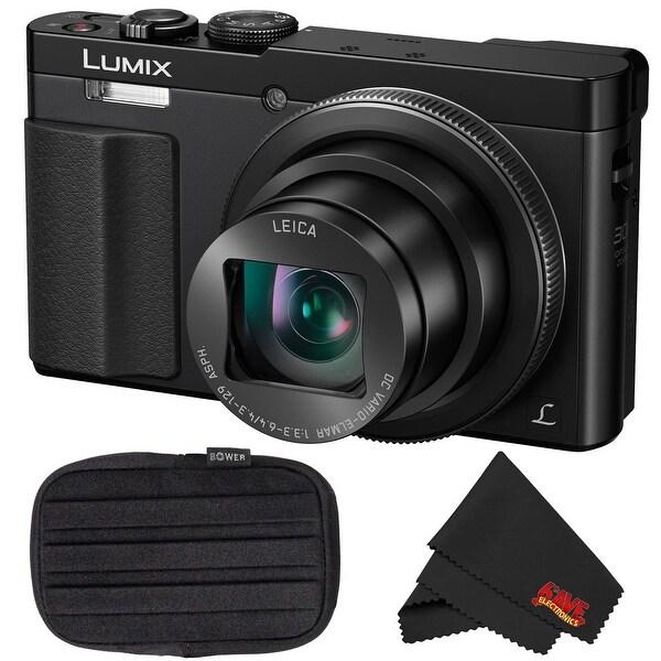 Panasonic Lumix DMC-ZS50 Digital Camera Bundle