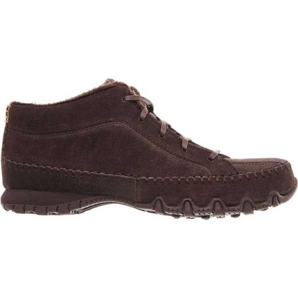 skechers relaxed fit totem pole bootie