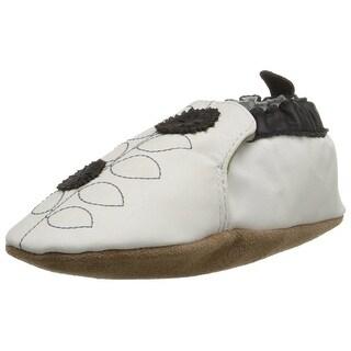 Robeez Pretty Petal Crib Flat Shoes