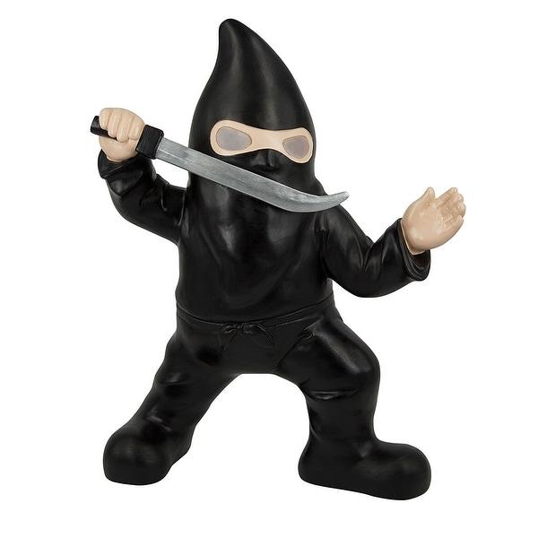 "12"" Ninja Garden Gnome - multi"