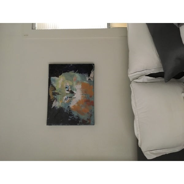 eea33f5325bd Shop Michael Creese  Himalayan Cat  Gallery-Wrapped Canvas Art - On Sale -  Free Shipping On Orders Over  45 - Overstock - 8603142