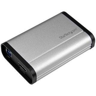 Startech Usb32hdcapro Usb 3.0 Capture Device For High-Performance Hdmi Video Recorder/Converter