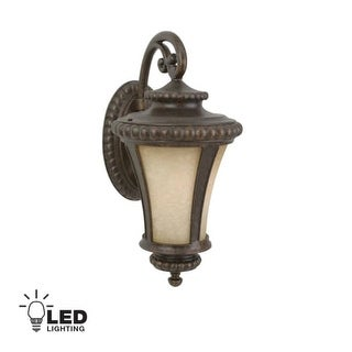 Craftmade Z1214-LED Prescott 1 Light LED Outdoor Wall Sconce - 10 Inches Wide
