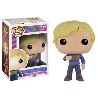 Willy Wonka Charlie Bucket Pop! Plush Figure