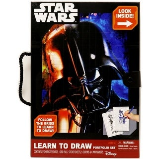Star Wars Learn to Draw