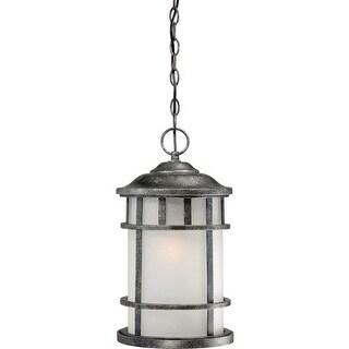 Nuvo Lighting 60/5634 Manor 1 Light Outdoor Small Lantern Pendant