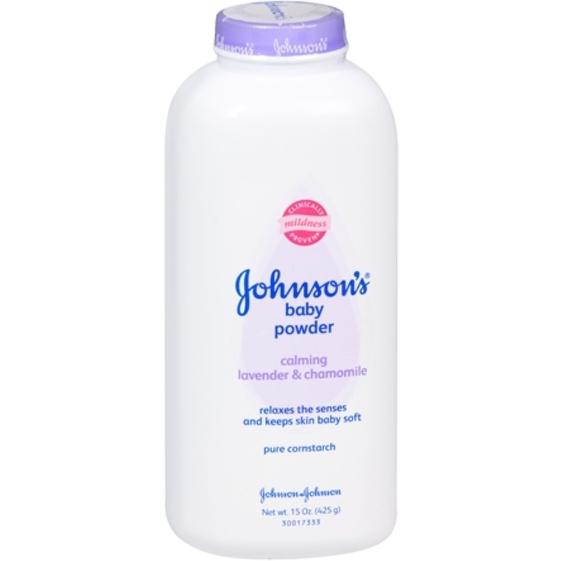 JOHNSON'S Baby Powder Calming Lavender 15 oz
