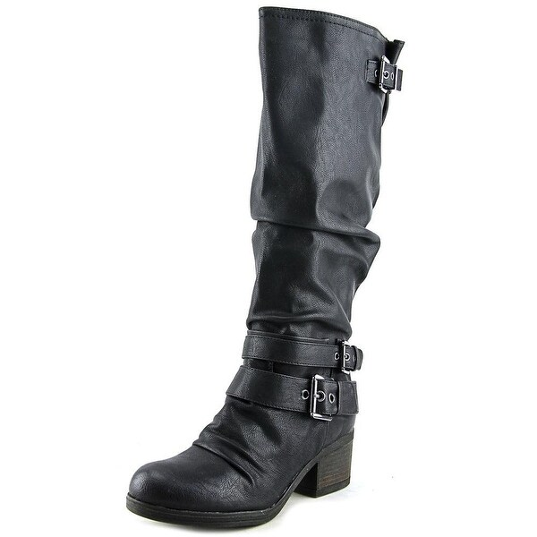 Carlos by Carlos Santana Claudia Women Black Boots