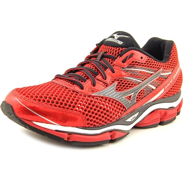 Mizuno Wave Enigma 5 Men Round Toe Synthetic Red Sneakers