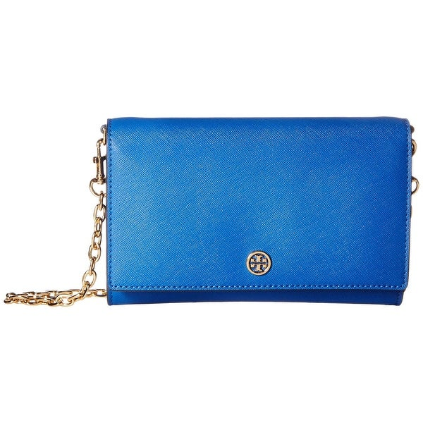 66e30896ca8 Shop Tory Burch Robinson Chain Wallet - Free Shipping Today ...