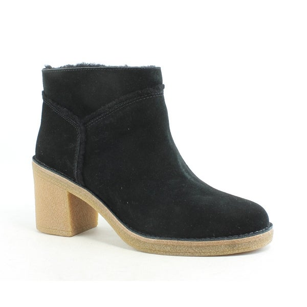 488c5239e4e Shop UGG Womens Kasen Black Ankle Boots Size 6 - Free Shipping Today ...