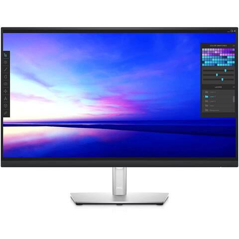 Dell P2721Q 27 Inch 4K FHD, IP Ultra-Thin Bezel Monitor, USB-C, HDMI,