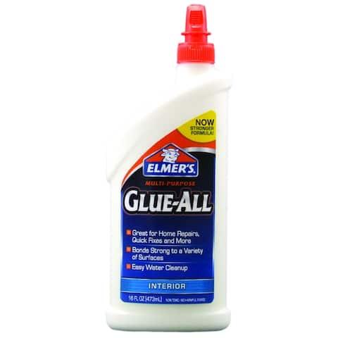 Elmer's E3830 Glue-All Multi-Purpose Interior Glue, 16 Oz