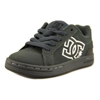 DC Shoes Clemente   Round Toe Canvas  Skate Shoe