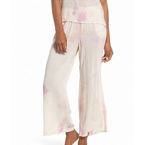 d9767250b5e3 Lacausa Pink Purple Womens Size Medium M Lounge Pants Sleepwear