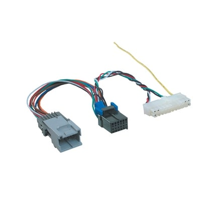PAC iSimple 2000-2005 12 Pin Harness