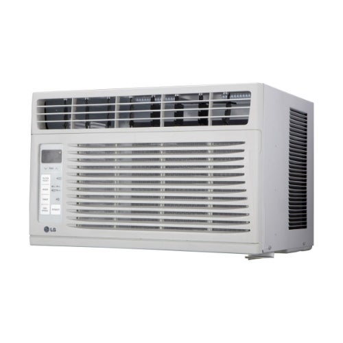LG LW6015ER 6000 BTU Window Air Conditionerw/Remote Control