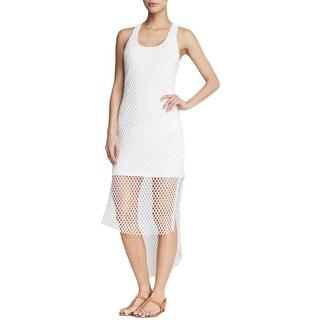 Tt Beach Womens Sleeveless Maxi Dress Swim Cover-Up