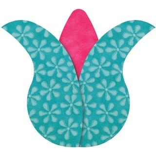 GO! Baby Fabric Cutting Dies-Tulip