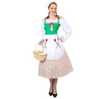 Womens Deluxe German Costume