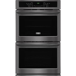 """Frigidaire FGET3065P 30"""" Electric Double Wall Oven with Quick Preheat, Effortless Convection, and Power Broil"""