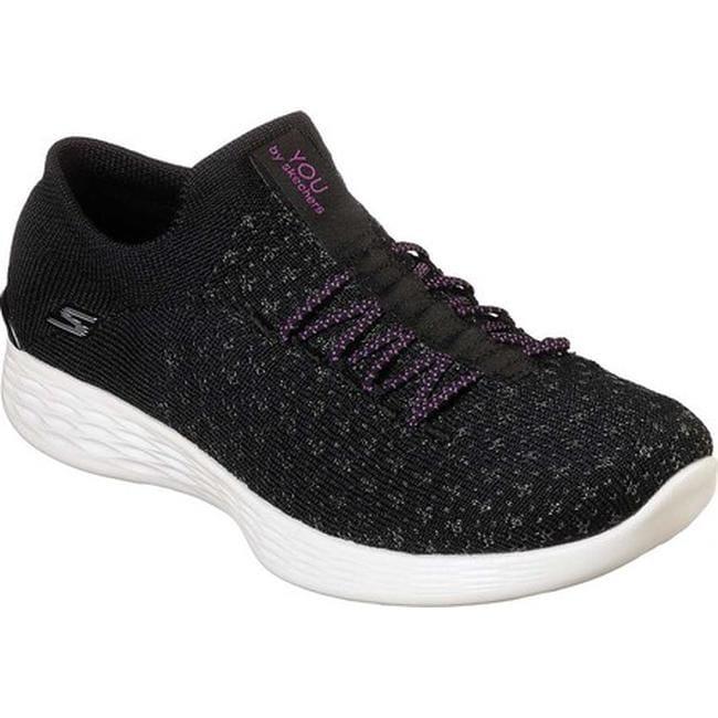 YOU Define Beauty Slip-On Sneaker Black