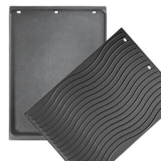 Napoleon 56060 Cast Iron Reversible Griddle for 200 / 325 / 450 / 600 / 750 Series Grills