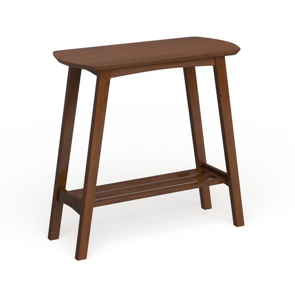 Carson Carrington Karkkila Mid-century Brown Console Table. Opens flyout.