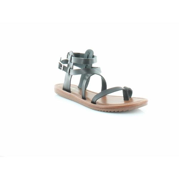 Seven Dials Sync Women's Sandals & Flip Flops Black