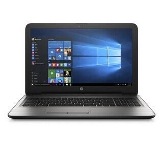 HP 15-ba020nr 15.6 Laptop AMD A6-7310 2GHz 4GB (MAX 16GB) 1TB Radeon R4 2GB W10