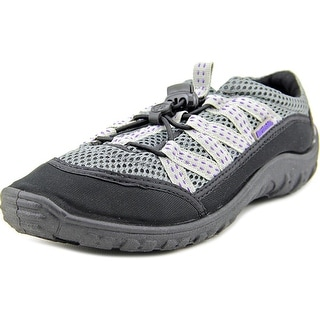 Northside Brille II Women Round Toe Synthetic Gray Water Shoe