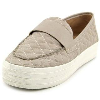 Steve Madden Howell Women Round Toe Synthetic Loafer